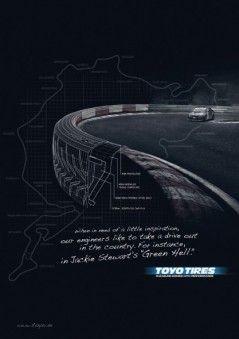 Publicité Toyo. Venez découvrir la gamme Toyo: http://www.allopneus.com/Gamme-toyo-1,7,8-160.html