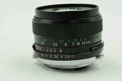 Vivitar 28mm F2 Wide Angle Lens 28 2 Olympus Om Camera Lenses Wide Angle Lens Lenses