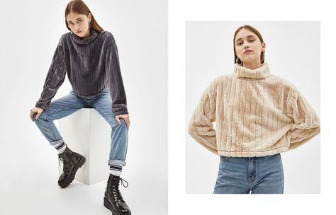 d49b9fdbfcce New - CLOTHING - WOMEN - Bershka United States   2018 needz in 2019