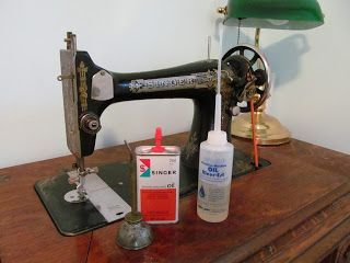 How To Do Maintenance Cleaning On An Actively Used Vintage Singer Sewing Machine Singer 127 Sewing Machine Singer Sewing Machine Vintage Sewing Machine Repair