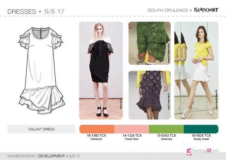 SS17 | Womenswear | Development | Dresses