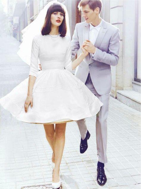 What a wedding dress <3