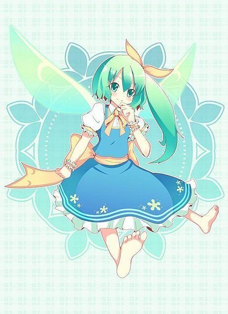 東方 妖精