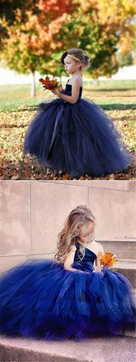 a91e5501f List of Pinterest flower girl dresses tulle and lace navy blue ...