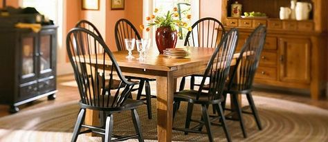 Furniture Decor Broyhill Attic Heirlooms Dining Table Heirloom