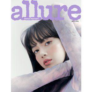 allure korea 韓国雑誌 2020年6月号 cタイプ 表紙 blackpink リサ 韓国語 アリュール 予約販売5 21以降発送予定 9771599937008c 韓国音楽専門ソウルライフレコード 通販 yahoo ショッピング リサ 表紙 韓国 音楽