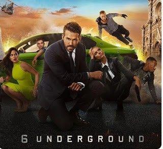 6 Underground Movie Review Underground Netflix Best Action Movies The Last Movie