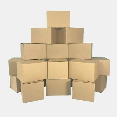 24x16x16 10 Shipping Packing Mailing Moving Boxes Corrugated Cartons