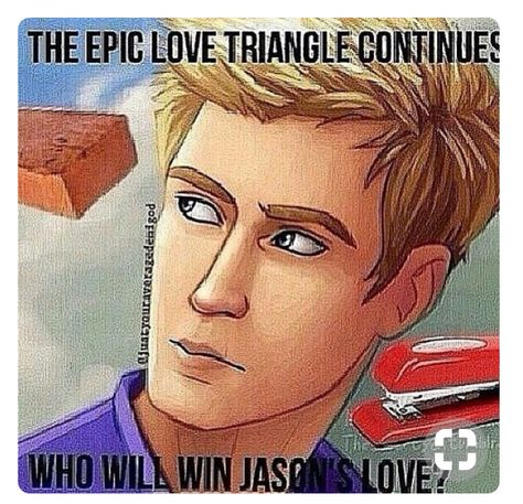 Read from the story Memes de Percy Jackson y Los héroes del Olimpo by (Lucy_Petrova) with 975 reads. Percy Jackson Fandom, Percy Jackson Memes, Percy Jackson Books, Percabeth, Solangelo, Jason Grace, Mark Of Athena, Team Leo, Rick Y