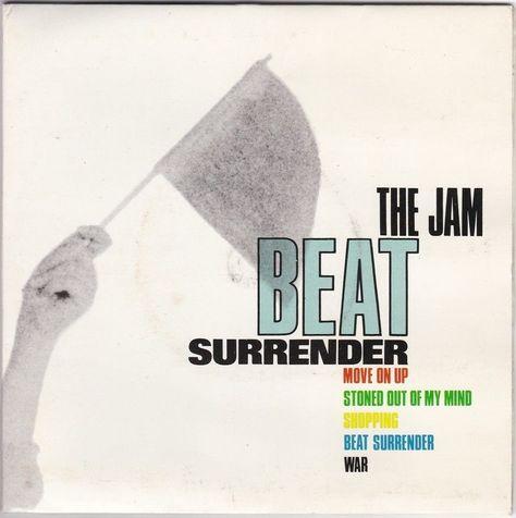 vinyl The Jam - Beat Surrender, 7
