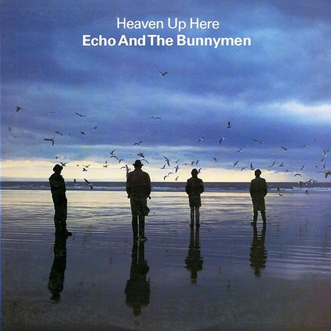 Echo and the Bunnymen - Heaven up here