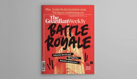 The Guardian Weekly celebrates 100 years in 2019. Click the link for more information and subscription options.