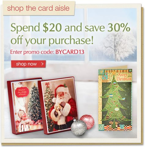 Spend 20 and save 30 off of your christmas card purchase promo spend 20 and save 30 off of your christmas card purchase promo code bycard13 m4hsunfo