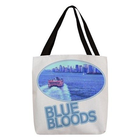 Blue Bloods TV Polyester Tote Bag  f65b36806e64d