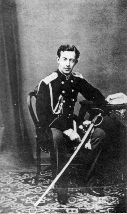 Tsarevich Nicholas Alexandrovi...