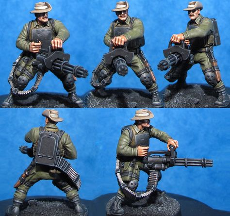 HFA185 Ace (pre order) | 40k armies, Jungle theme, Army