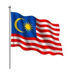 Flag Of Malaysia Vector Malaysia Flag Flag Vector Flag