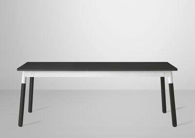 Muuto Variante In Schwarz Muuto Tisch Tisch Design Holztisch