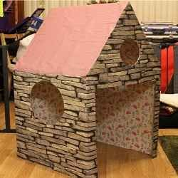 If you would like to transform a plain cardboard box into a stimulating and colorful play house, all you need are some really basic and inexpensive...