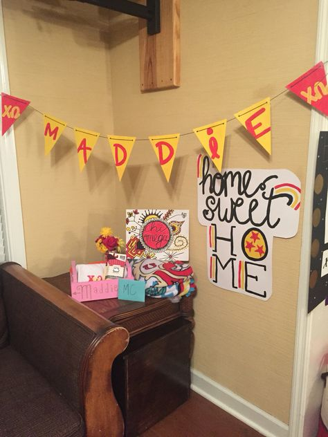 17 Best Images About Sorority Door Decorating On Pinterest | Tennessee, Chi  Omega And Big Little Week