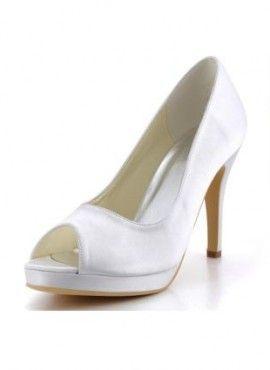 Scarpe Da Sposa On Line Economiche.Scarpe Da Sposa Online Spuntate Avanti Tacco Comodo Sapatos De