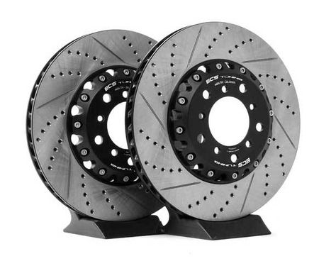 Front 275 mm Quality Brake Disc Rotors For COROLLA VIBE TC CELICA GT GTS MATRIX