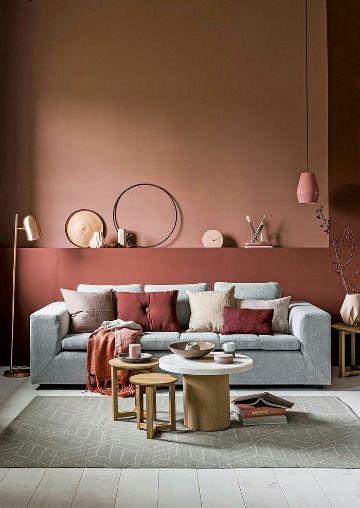 5 Colores Calidos Para Salas Que Dan Una Gran Atmosfera Como Decorar Mi Cuarto Interiores De Casa Colores De Interiores Decoracion De Interiores