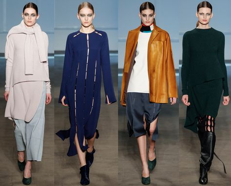 Derek Lam - FW Ready to Wear 14/15 - NEW YORK
