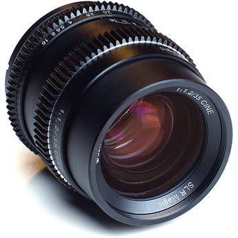 Slr Magic Cine 35mm F 1 2 Fe Lens For Sony E Mount E Mount Sony E Mount Ultra Wide Angle Lens