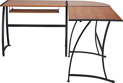 Staples Office Furniture Computer Desks Wood Staples Gillespie