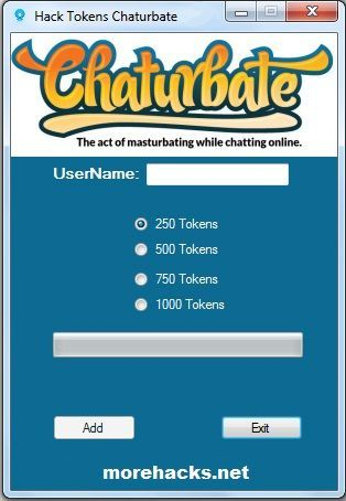 chaturbate token hack for android free download