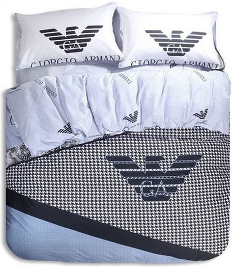 Lenzuola Matrimoniali Armani.Monis Bows N More Giorgio Armani Duvet Set 3 Different Styles
