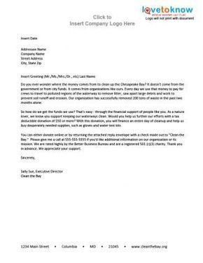 Letter Asking For Donations from i.pinimg.com