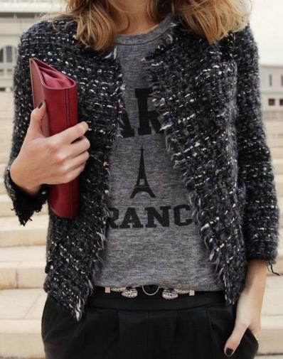save off b493e 7a5eb Moda primavera estate 2019: la giacca Chanel, un classico ...