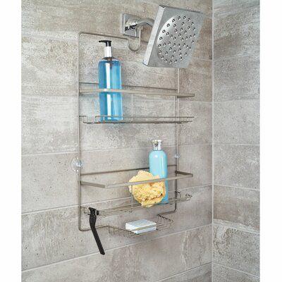 Rebrilliant Waverly Shower Caddy Shower Caddy Hanging Shower