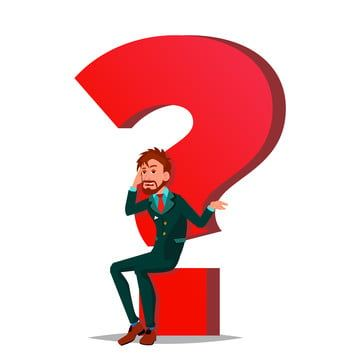 Question Mark Businessman Vector Task Hr Concept Find New Job Huge Red Question Mark Isolated Cartoon Illustration Confused Clipart Concept Confusion Png And In 2021 Businessman Vector Cartoon Illustration Human Vector