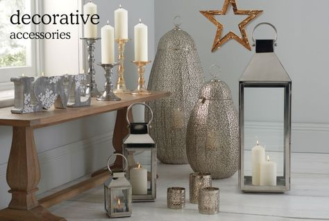 Decorative accessories christmas home furniture next