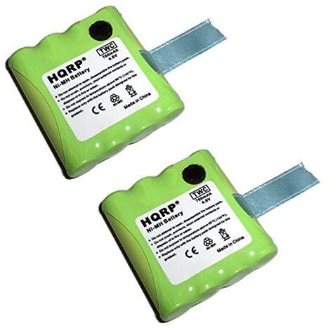 HQRP Battery for Midland LXT-360 LXT360 LXT360VP3 LXT-365 LXT365 LXT365VP3