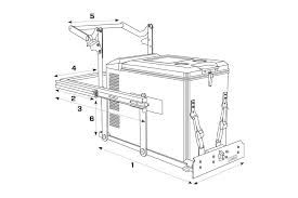 Image Result For Plans For Drop Down Fridge Slide Camping Trailer Diy 4x4 Accessories Truck Bed Drawers