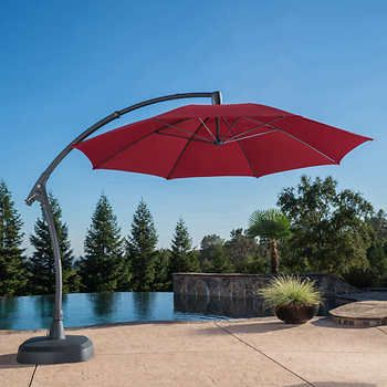 Proshade 11 Cantilever Umbrella Cantilever Patio Umbrella Patio Umbrella Cantilever Umbrella