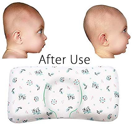 infant baby pillow for sleeping neck