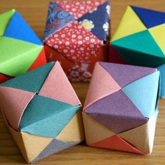 Origami Totoro Tutorial Free Printable Paper