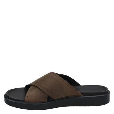 Ecco Flowt LX heren slippers bruin