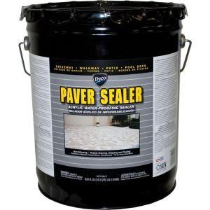 Behr Premium 1 Gal Wet Look Sealer 98501 The Home Depot In 2020 Paver Sealer Painted Pavers Concrete Resurfacing