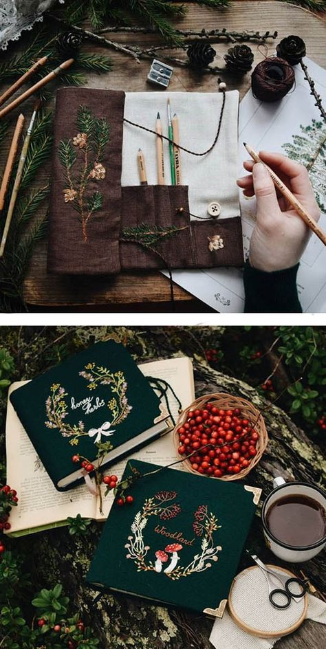 The charming nature of embroidery by Liskin dol - an interview with Ellen Tyn