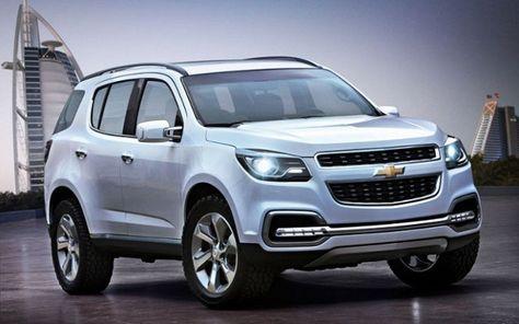 Chevrolet Traiblazer Might Launch In India Via Cbu Route