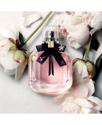 ef7ff2ec3eb Yves Saint Laurent Mon Paris Floral Eau de Parfum Spray, 3-oz. in ...