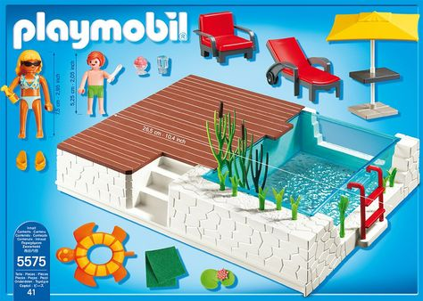 Moderne Luxusvilla - PM Germany PLAYMOBIL® Deutschland Planned - playmobil badezimmer 4285