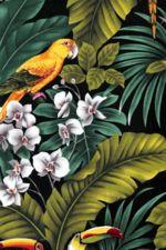 10mamo Barkcloth Hawaii - Vintage Tropical Hawaiian Fabrics