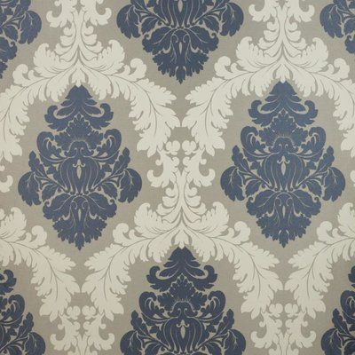 Rm Coco Luxe Borghese Damask Fabric Wayfair In 2020 Damask Rm Coco Fabric
